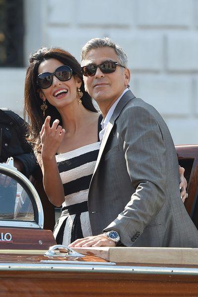 George Clooney - Amal Alamuddin 3