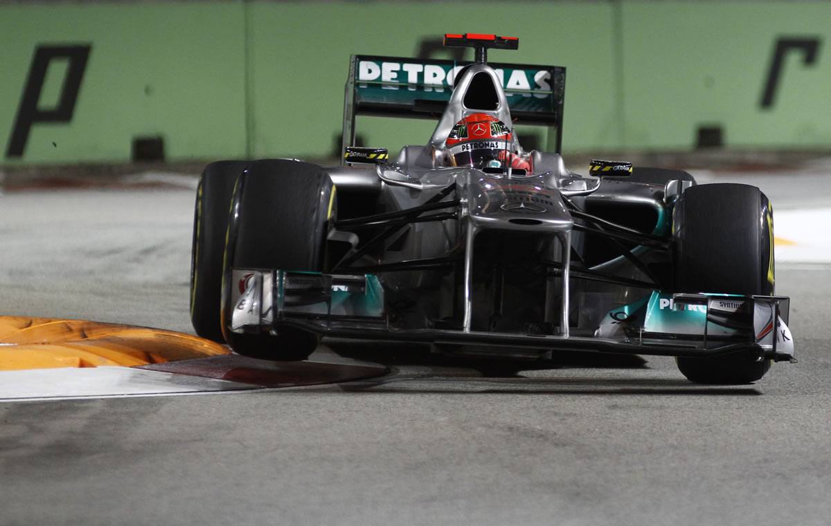Grand Prix F1 Singapour en direct streaming live