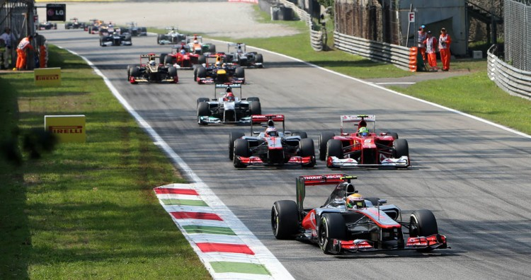 Grand Prix Formule 1 d'Italie (Monza) en direct live streaming