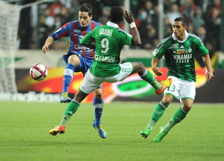 Match AS Saint-Etienne SM Caen en direct streaming live