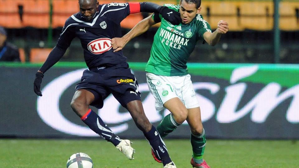 match as saint etienne vs bordeaux en direct streaming. Black Bedroom Furniture Sets. Home Design Ideas