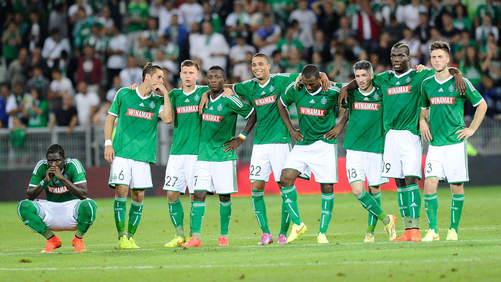 Match AS Saint-Etienne vs Qarabag en direct live streaming