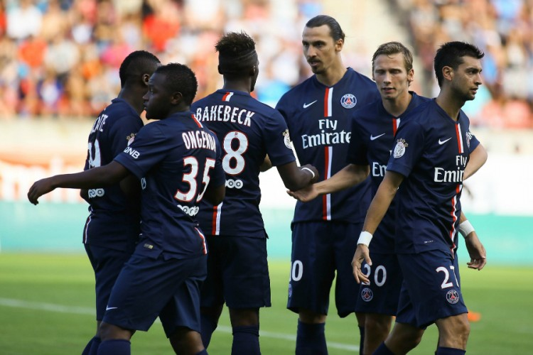 Match Paris Saint Germain vs Toulouse FC en direct live streaming