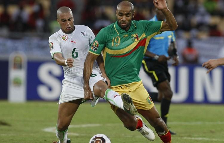 Match Algerie vs Mali en direct streaming live