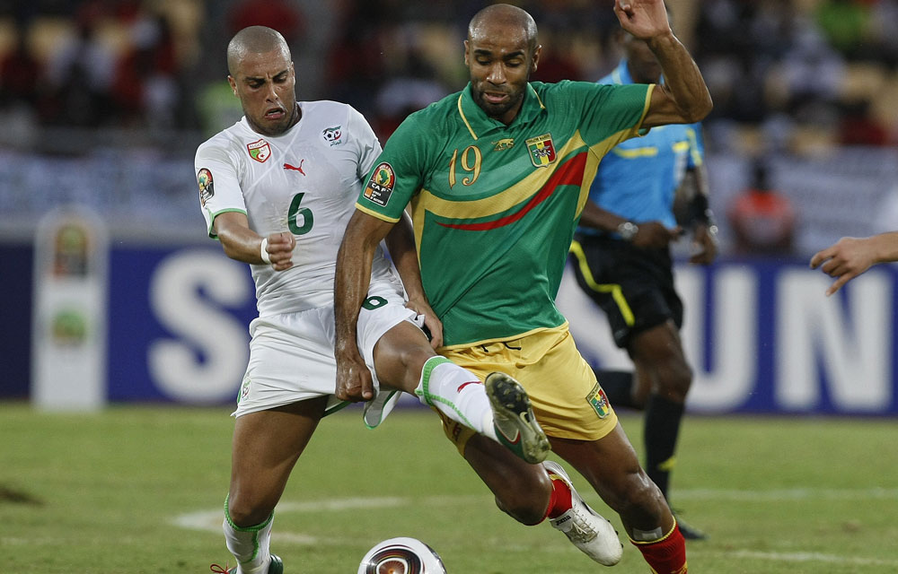 Match Algerie vs Mali en direct streaming live