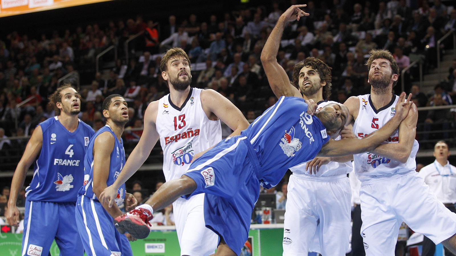 Match Basket France vs Espagne en direct live streaming