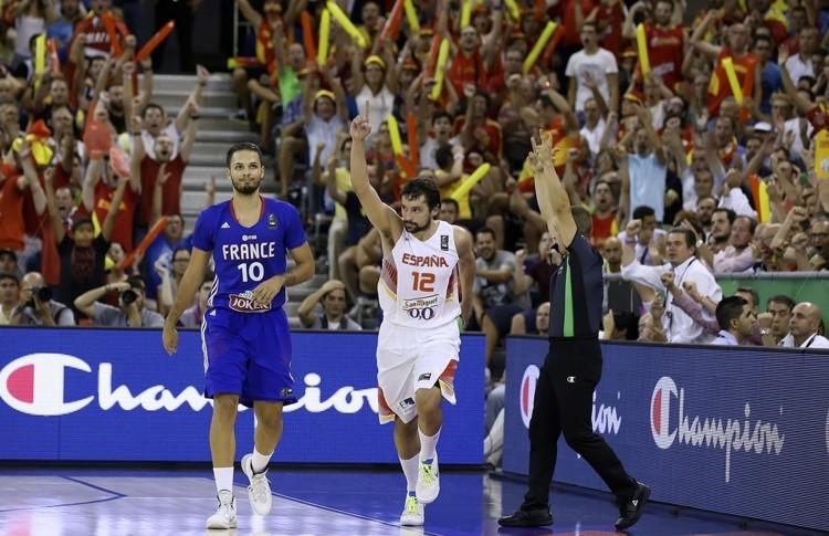 Match Basket France - Espagne en direct streaming live