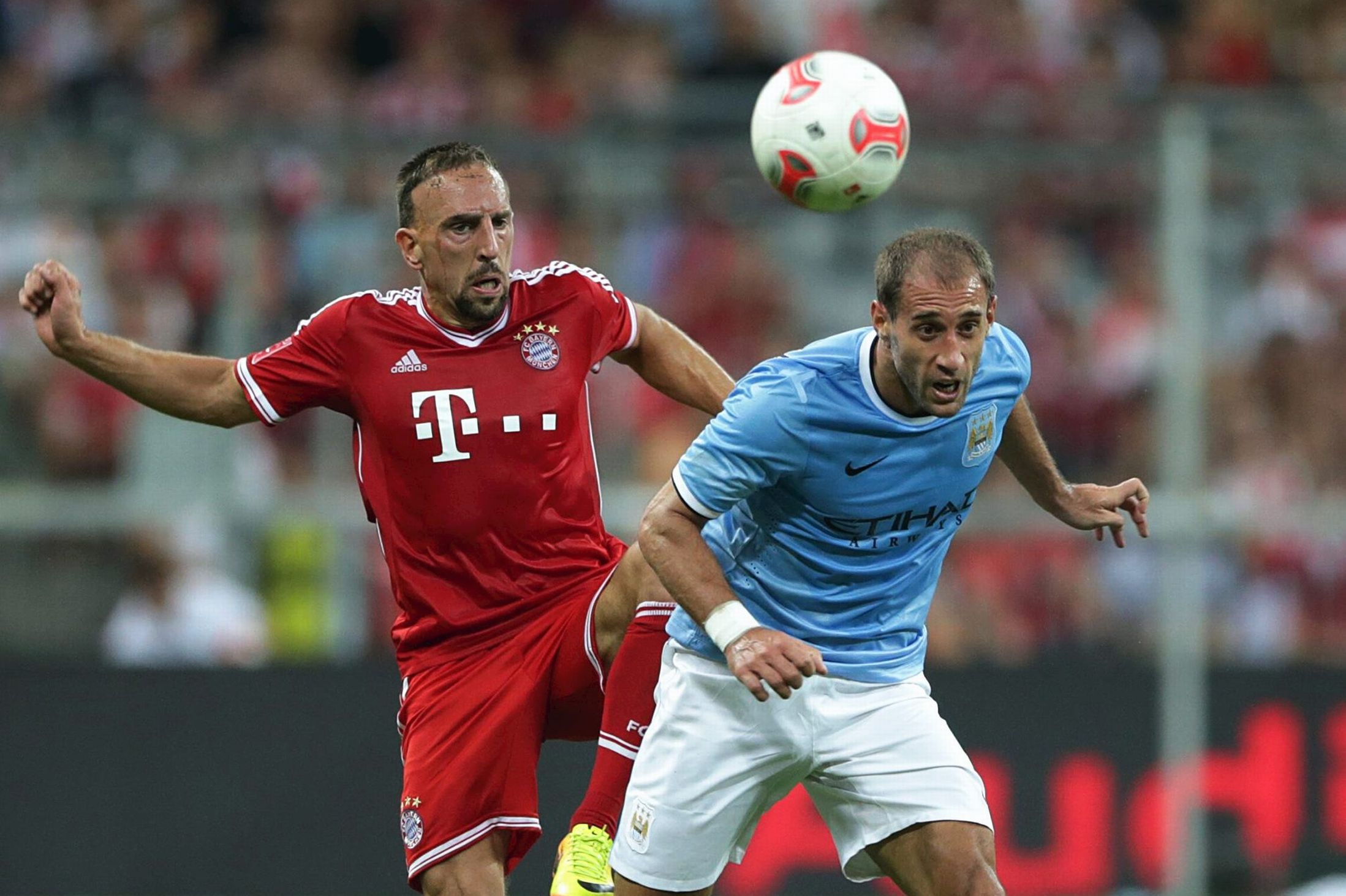 Match Bayern Munich vs Manchester City en direct live streaming