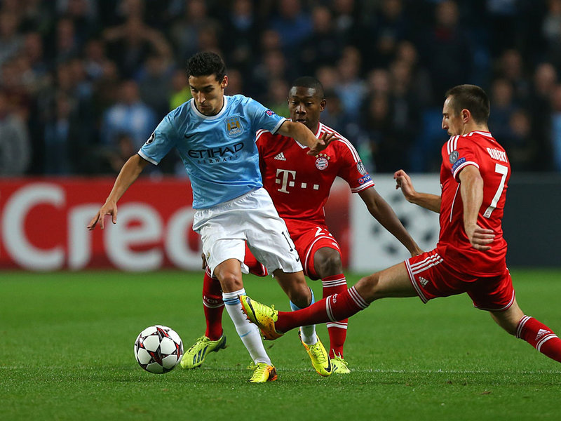 Match Bayern Munich - Manchester City en direct streaming live