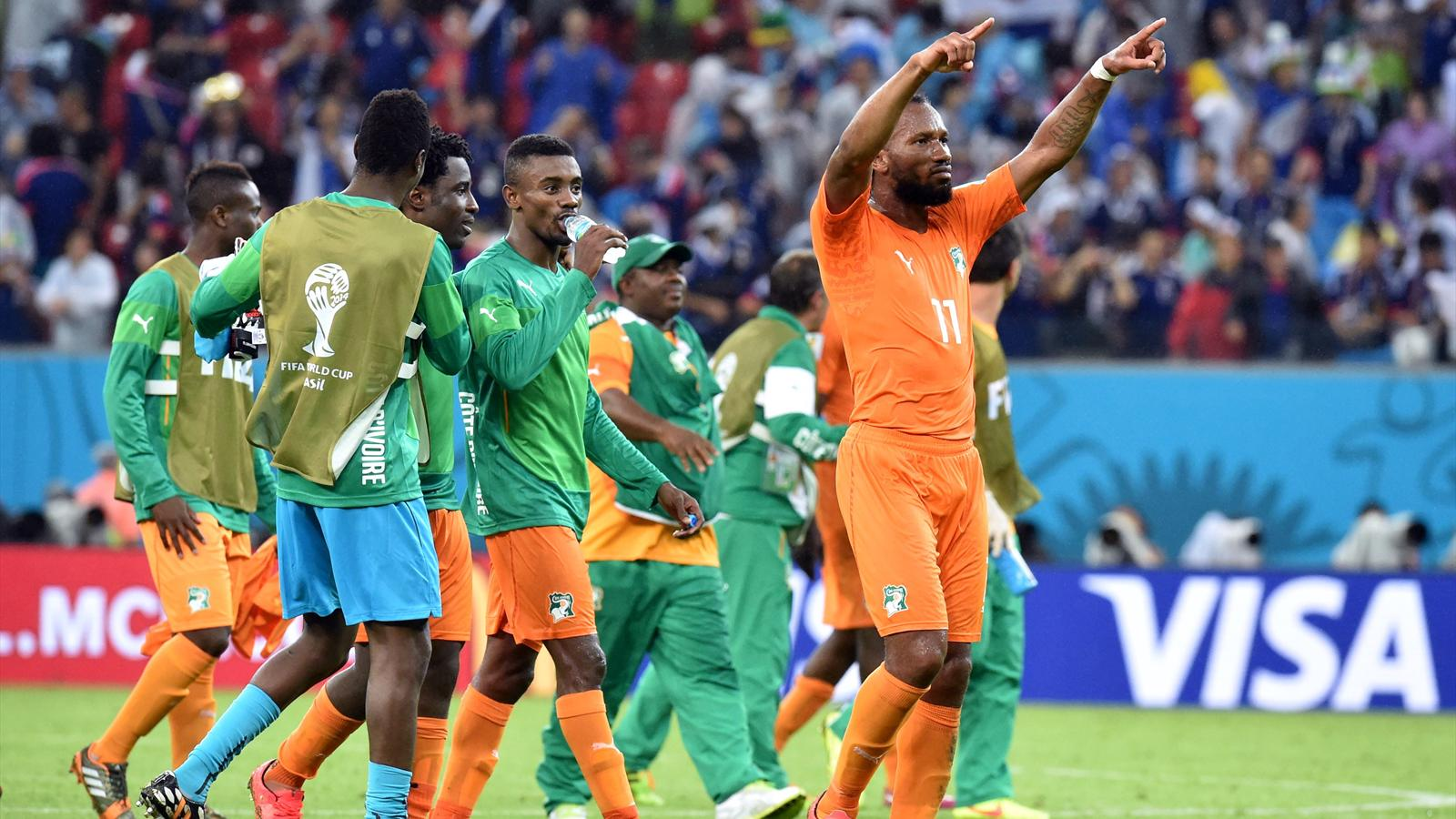 Match Cameroun vs Côte d'Ivoire en direct live streaming