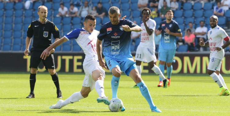 Match Clermont vs ESTAC Troyes en direct live streaming