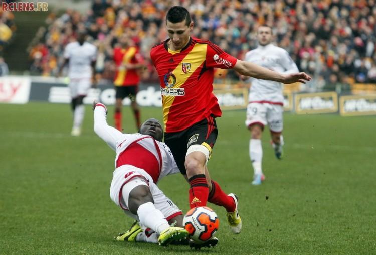 Match Evian TG vs RC Lens en direct live streaming
