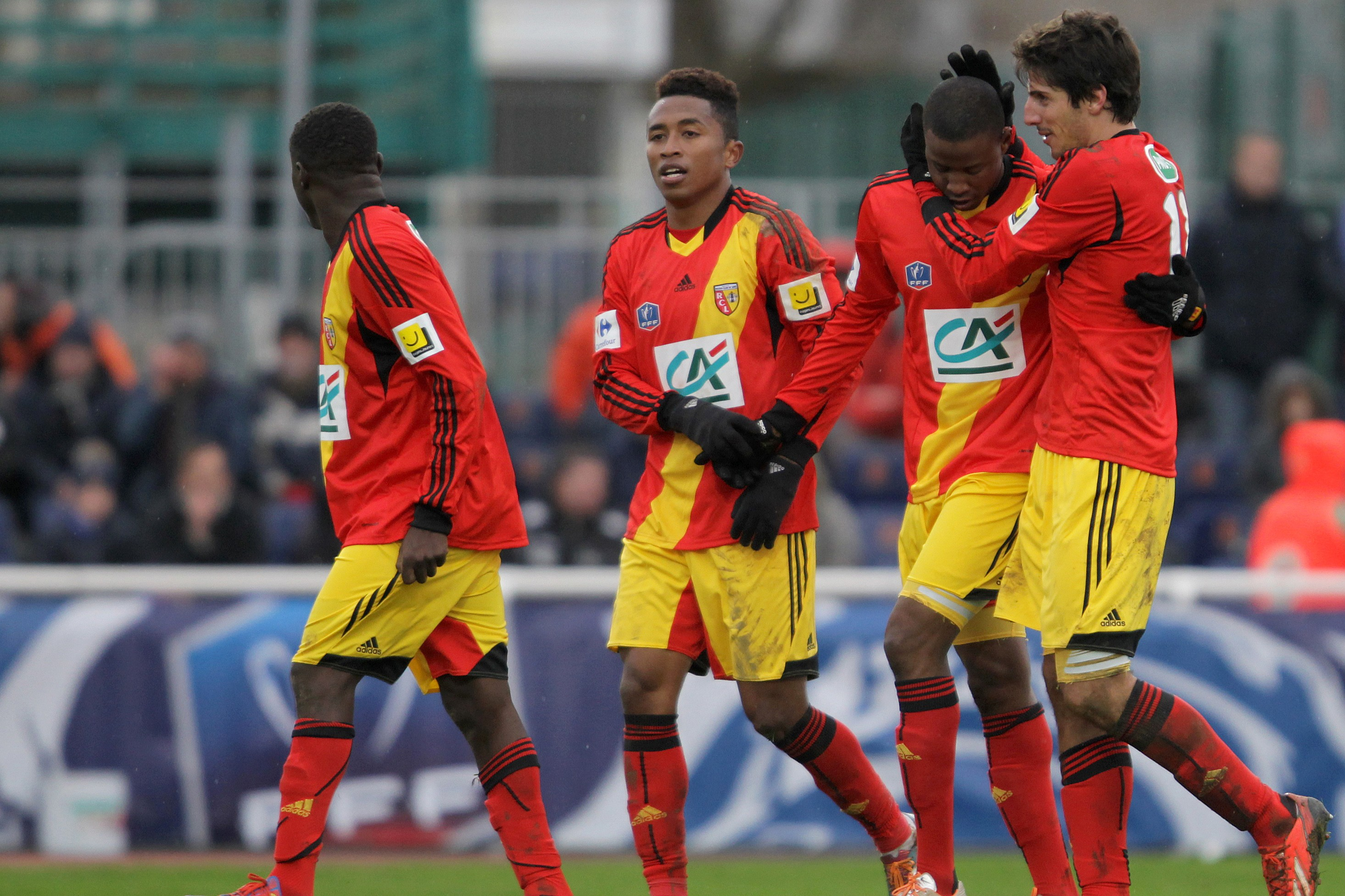 Match Evian TG vs RC Lens en direct streaming live