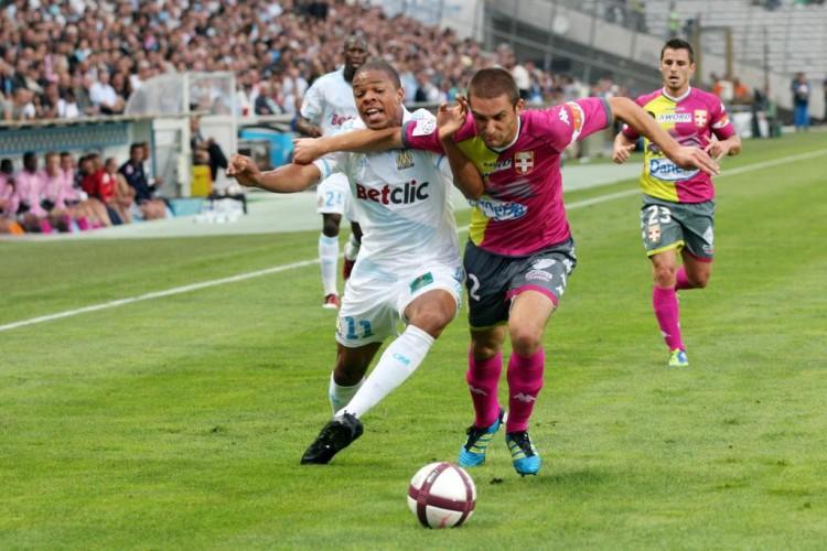 Match Olympique de Marseille - Evian Thonon en direct live streaming