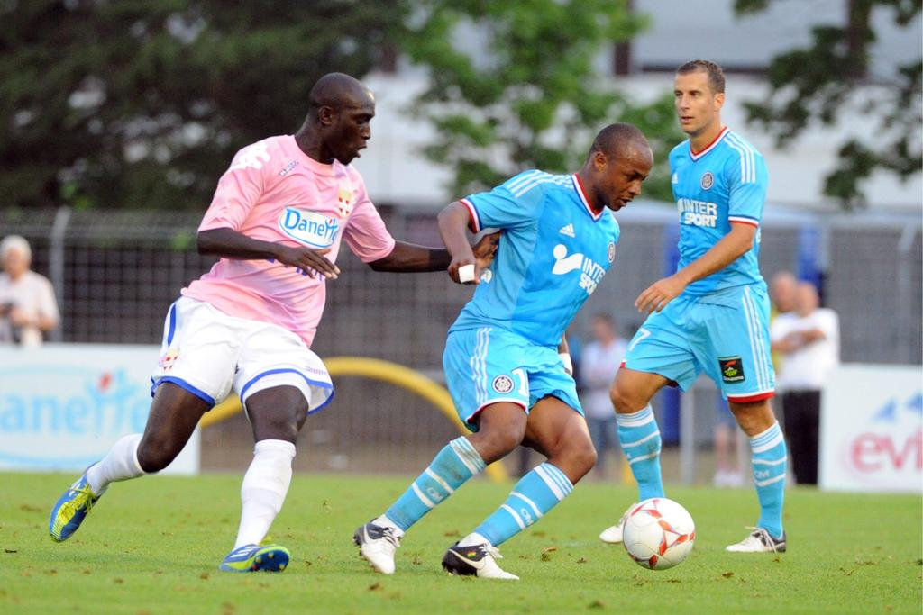 Match Evian Thonon vs Olympique de Marseille en direct streaming live