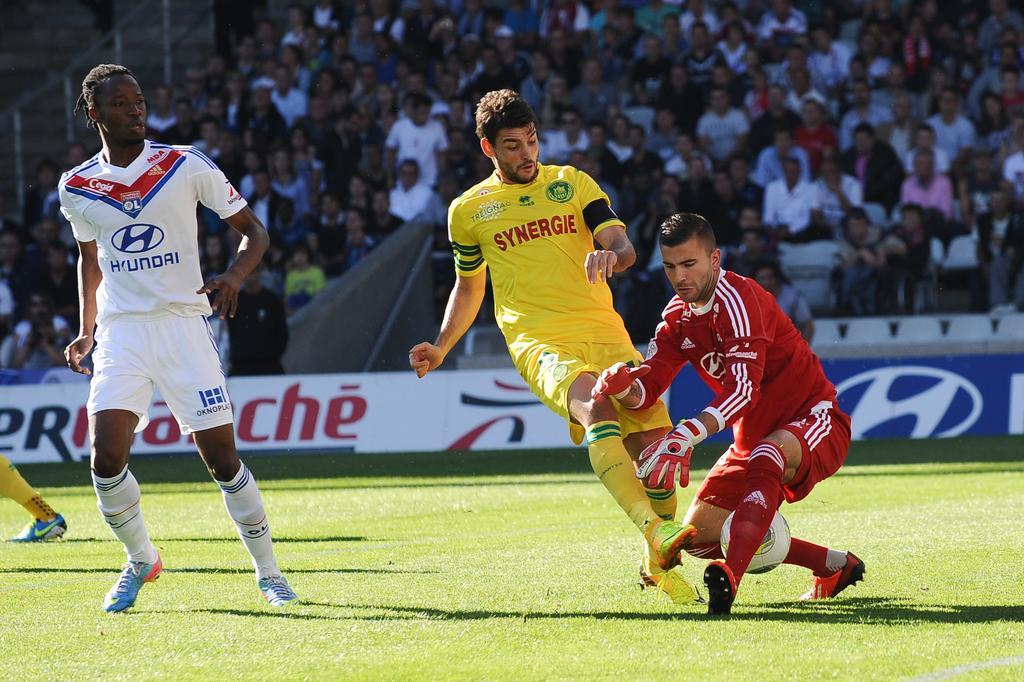 Match FC Nantes vs Olympique Lyonnais en direct live streaming
