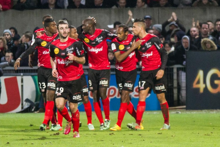 Match Fiorentina vs EA Guingamp en direct streaming live