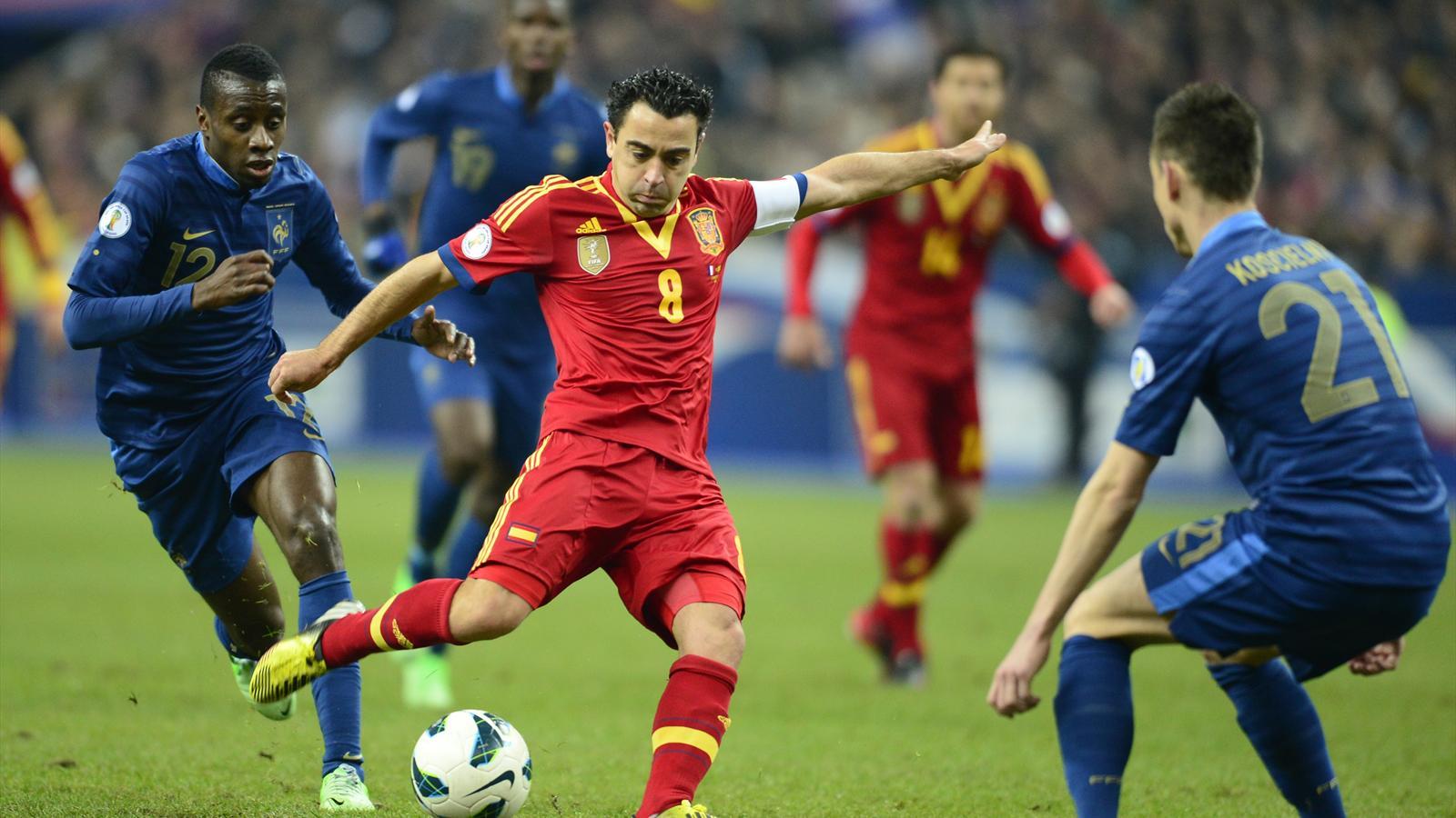 Match France vs Espagne en direct streaming live