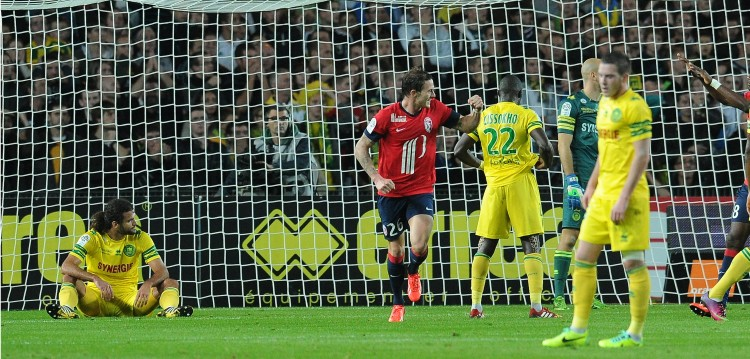 Match LOSC Lille FC Nantes en direct live streaming