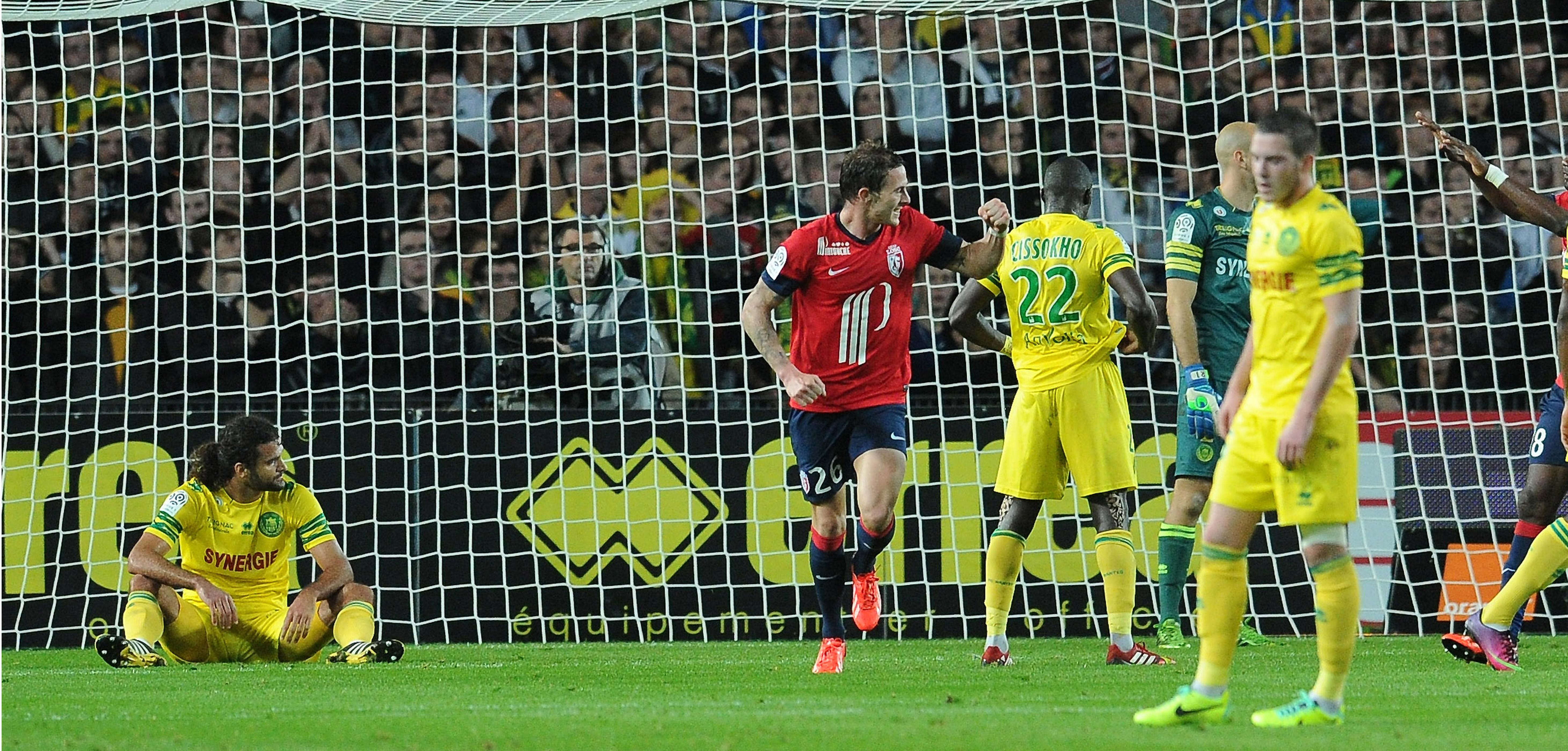 Match LOSC Lille FC Nantes en direct live streaming