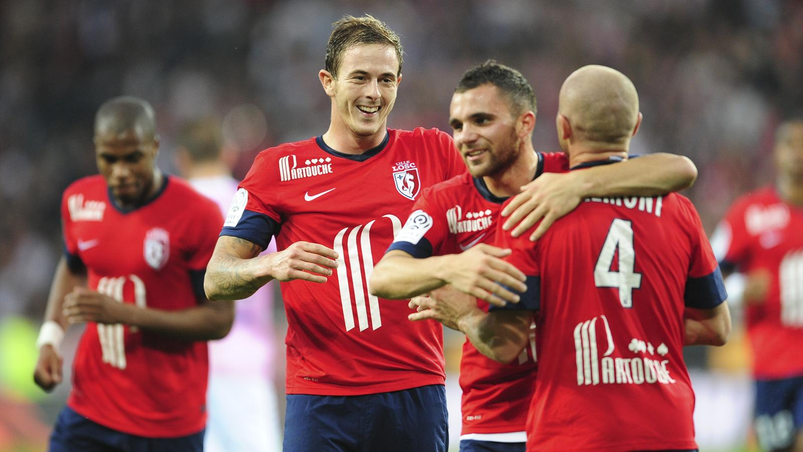Match LOSC Lille vs FK Krasnodar en direct streaming live