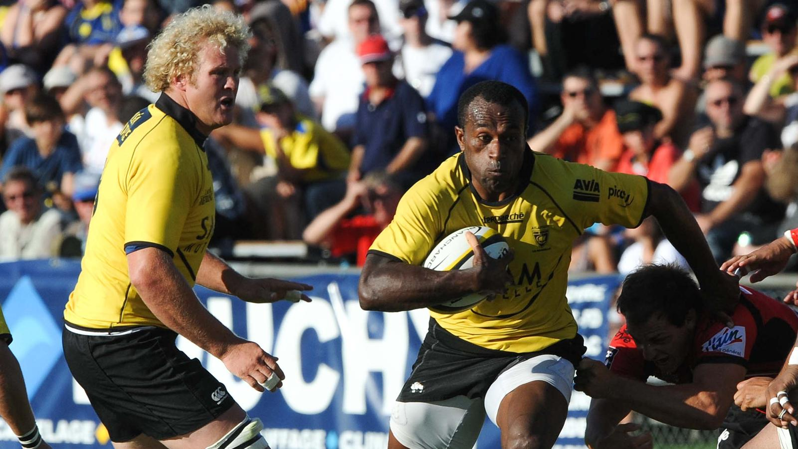 Match La Rochelle vs Bordeaux en direct live streaming