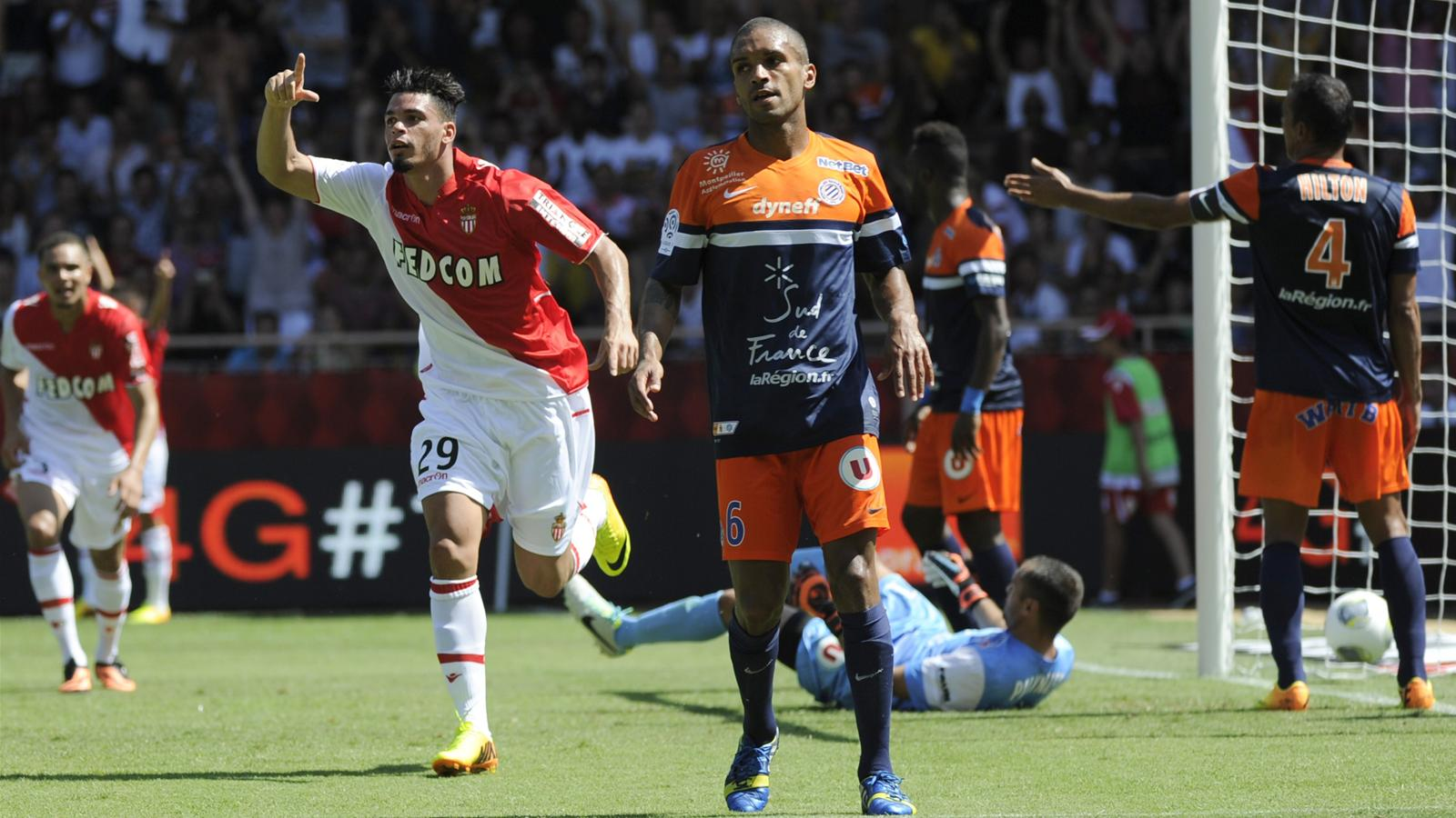Match Montpellier Monaco en direct live streaming