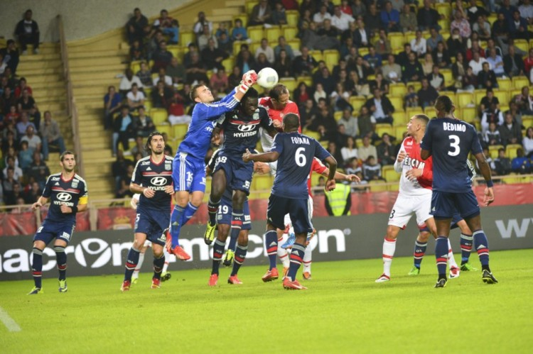 Match AS Monaco - Olympique Lyonnais en direct live streaming