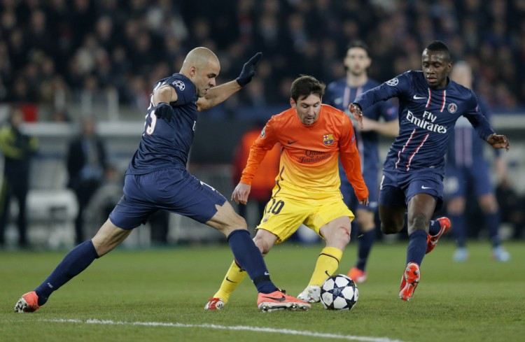 Match PSG vs FC Barcelone en direct live streaming