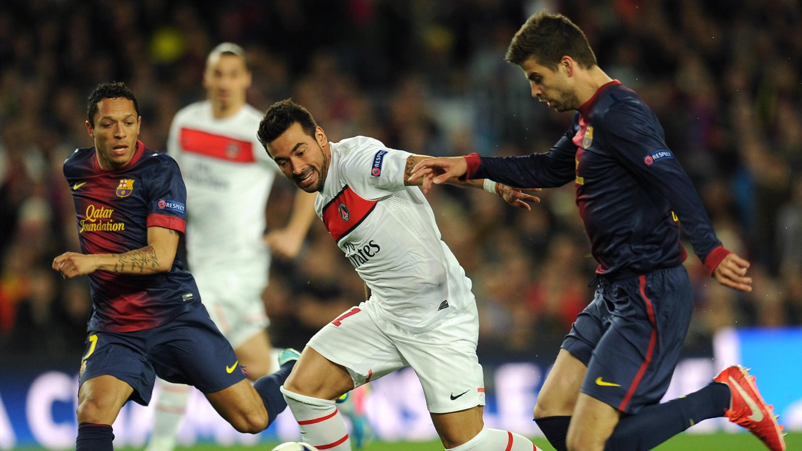 Match PSG vs FC Barcelone en direct streaming live