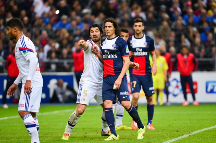 Match Lyon - PSG en direct live streaming