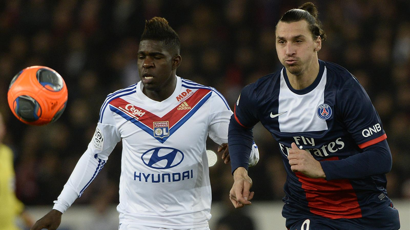 Match PSG vs Lyon en direct streaming live