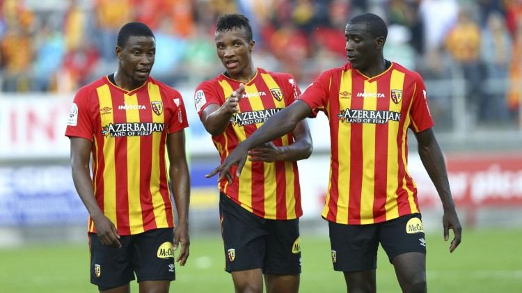 Match RC Lens - Lille LOSC en direct live streaming