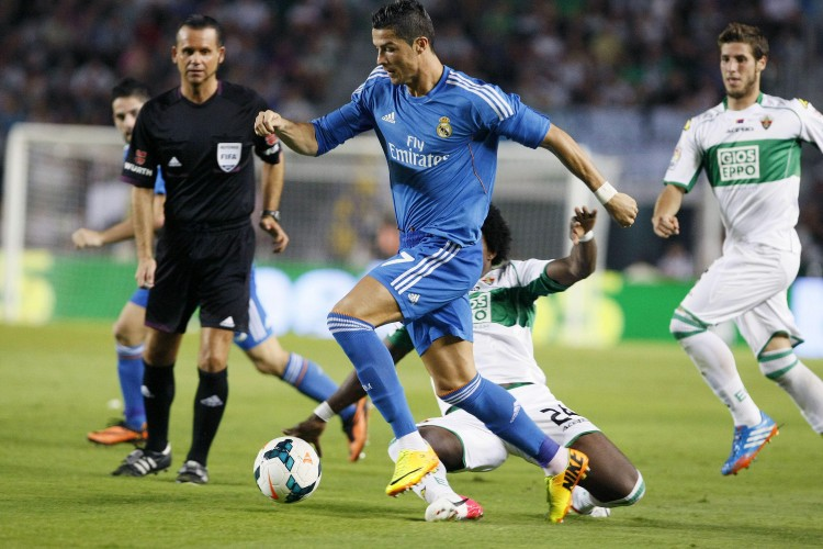 Match Real Madrid vs Elche en direct live streaming