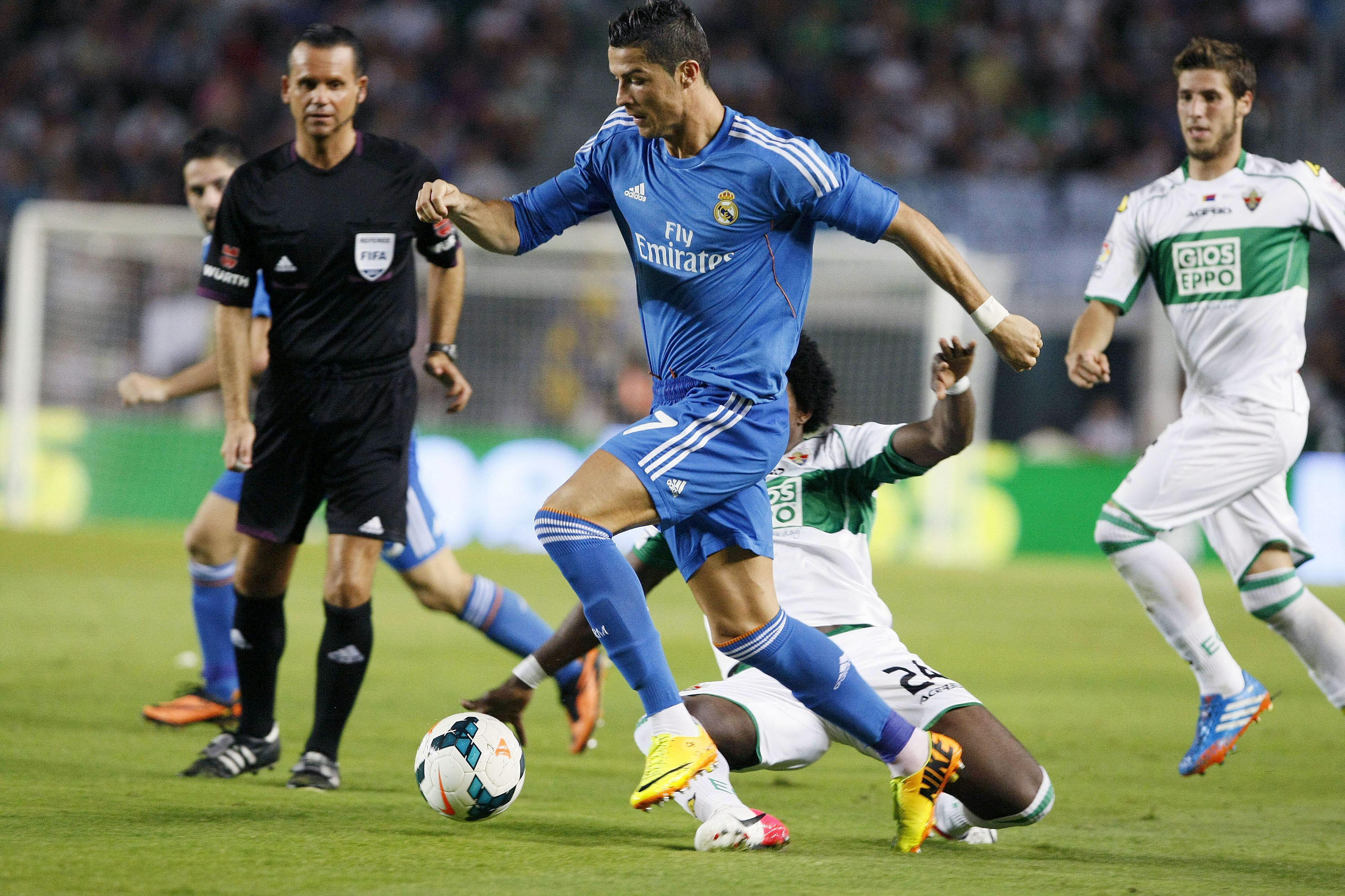 Match Real Madrid vs Elche en direct live streaming