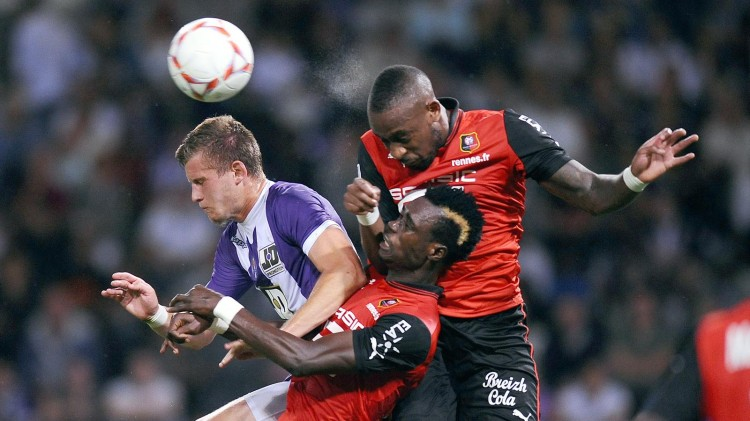 Match Stade Rennais vs Toulouse en direct streaming live
