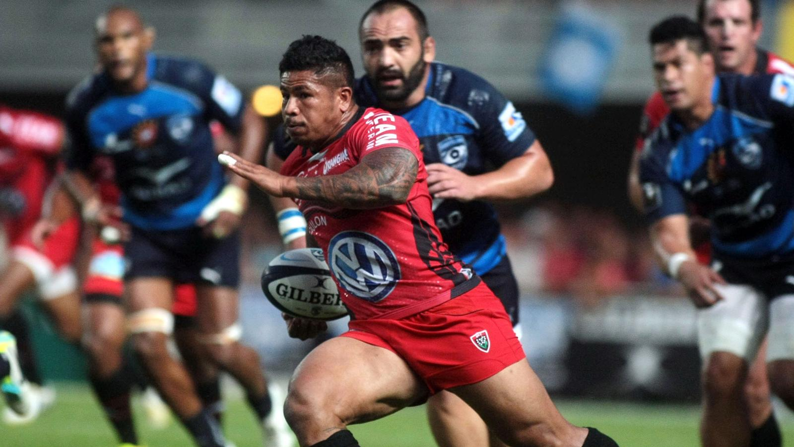 Match Rugby RC Toulon vs Montpellier HR en direct live streaming