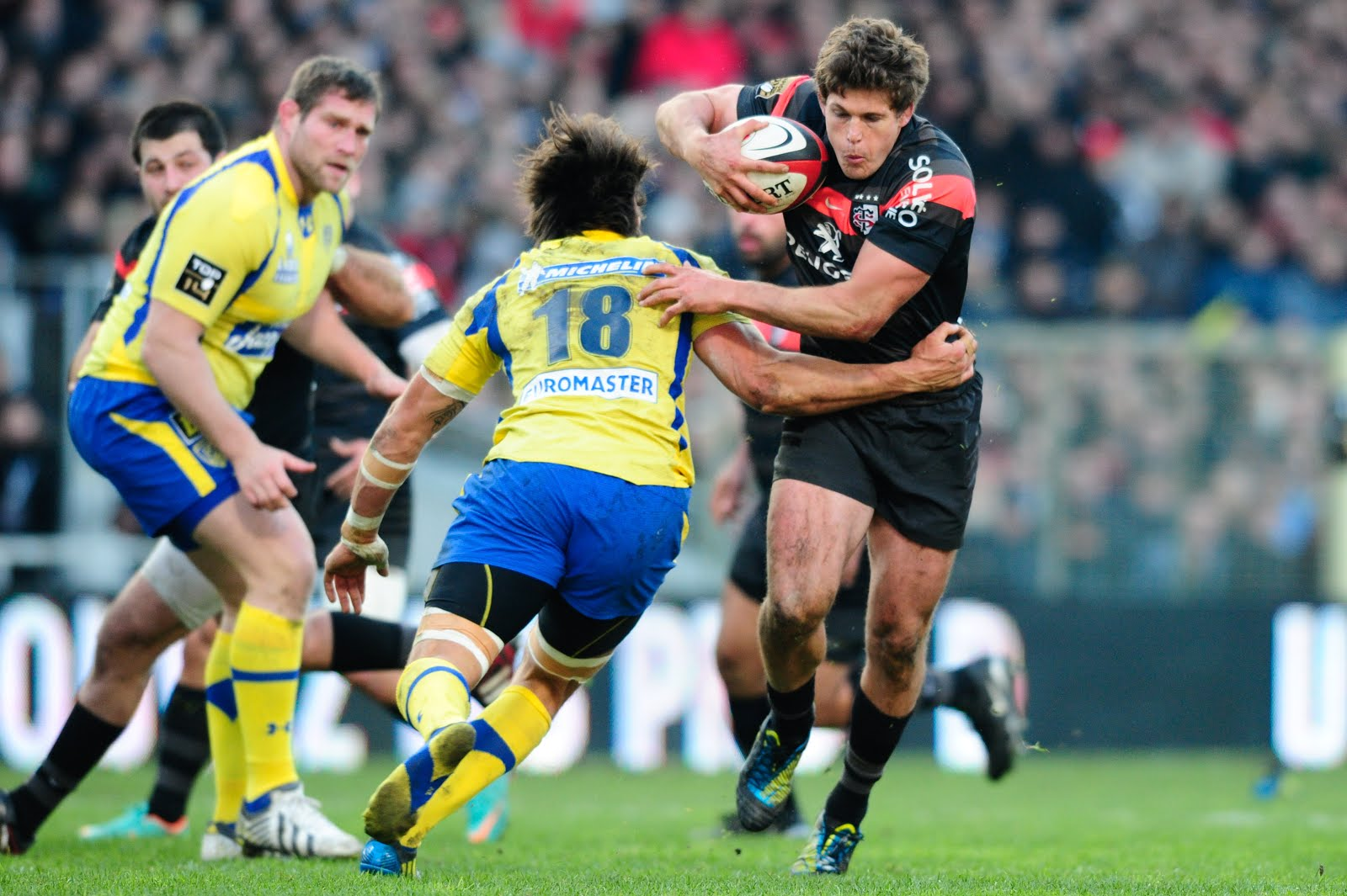 Match Rugby ASM Clermont vs Oyonnax en direct live streaming