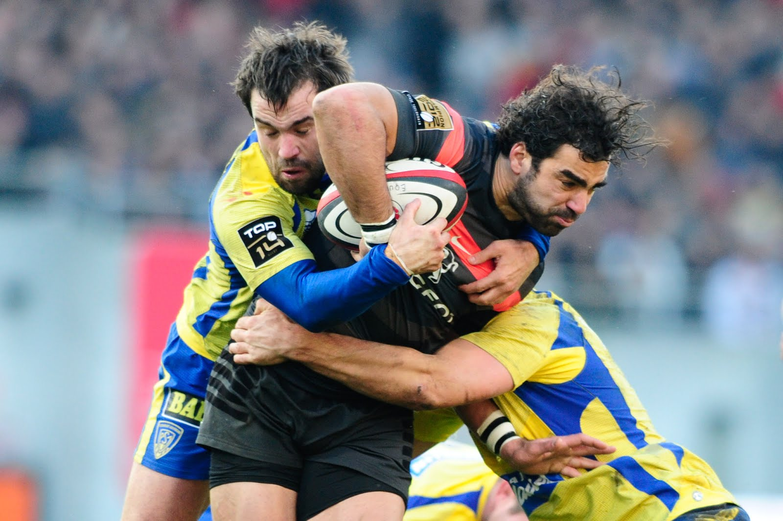 Match Rugby Stade Toulousain vs ASM Clermont en direct streaming live
