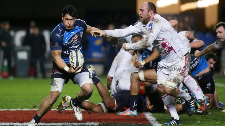 rugby top 14 match union bordeaux begles vs montpellier en direct streaming sur canal sport d s. Black Bedroom Furniture Sets. Home Design Ideas