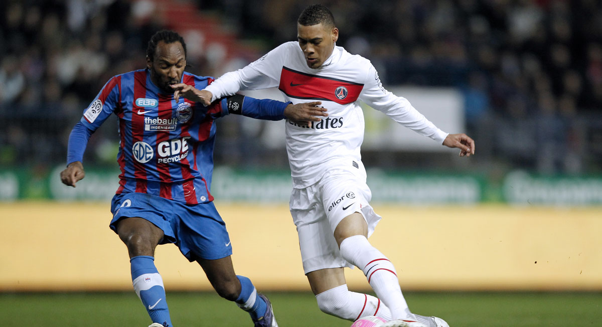 Match SM Caen vs Paris Saint-Germain en direct live streaming
