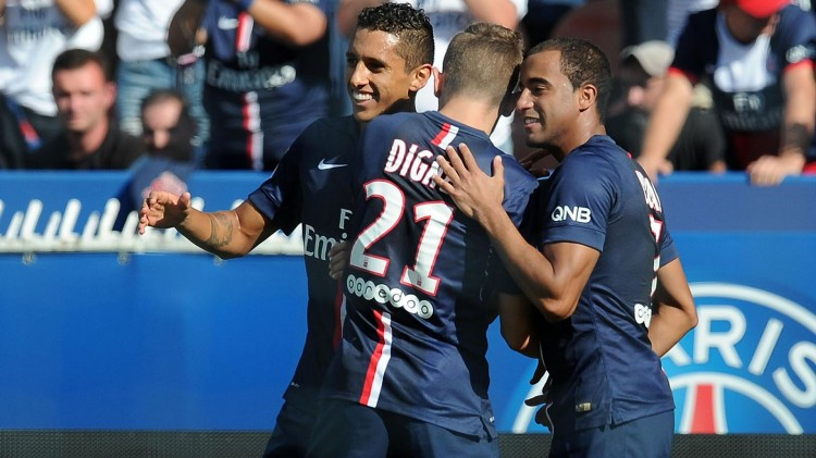 Match SM Caen vs PSG en direct streaming live