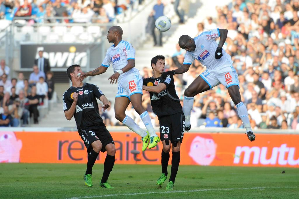 Match Stade de Reims vs Olympique de Marseille en direct live streaming
