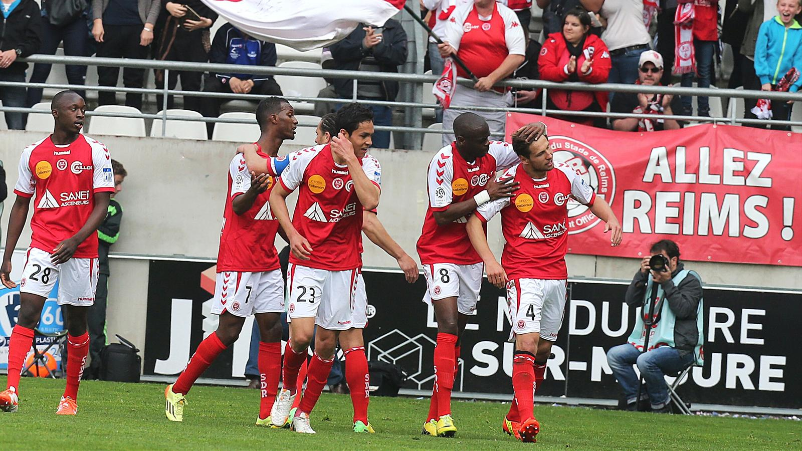 Match Stade de Reims vs Olympique de Marseille en direct streaming live