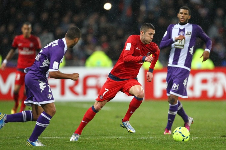Match Toulouse vs PSG en direct live streaming