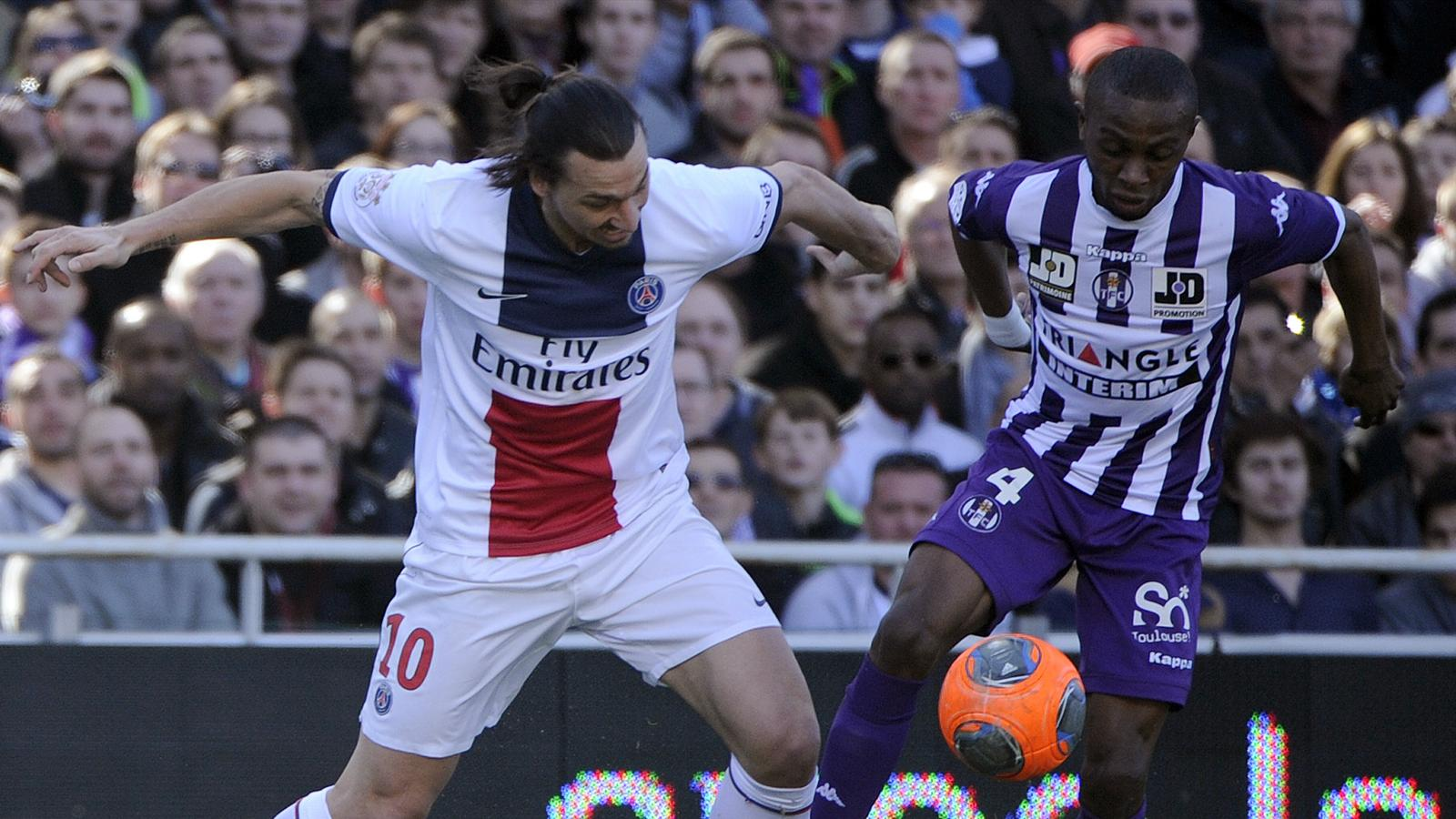 Match Toulouse vs PSG en direct streaming live