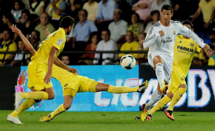 Match Villarreal vs Real Madrid en direct live streaming