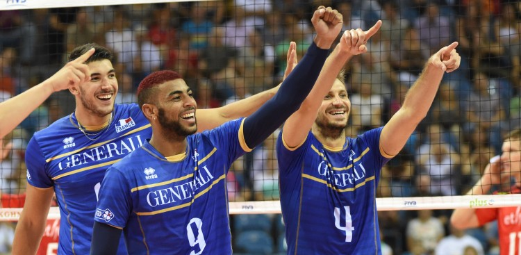Match Volleyball France vs Allemagne en direct live streaming