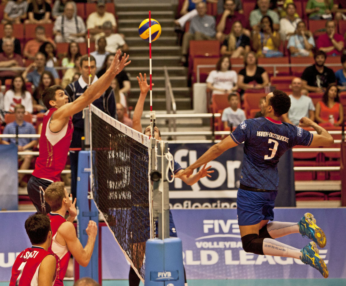 Match Volley France vs Bresil en direct live streaming