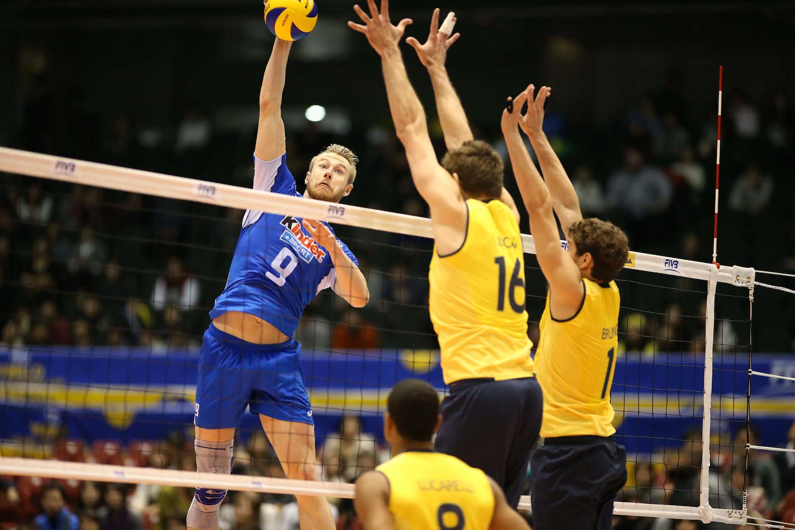 Match Volley France - Bresil en direct streaming live
